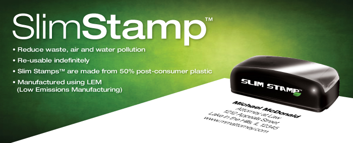 Self-Inking Pocket Stamps